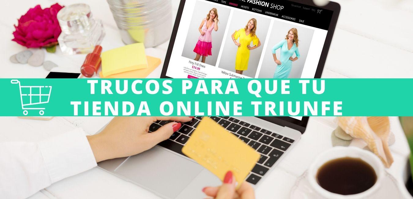 en Alh Sistemas os vamos a explicar los principales trucos para que tu tienda online triunfe.